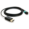 Celerity UFO DisplayPort Connector Cable Ends
