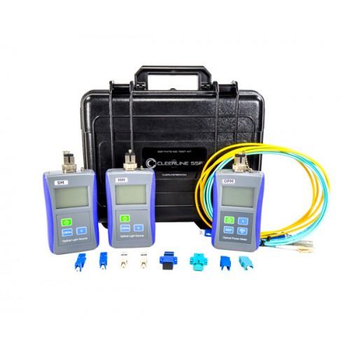 Cleerline SSF-TKITE-100 Fiber Testing Kit
